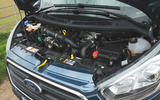 18 Ford Tourneo 2021 LT engine