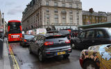 Kia e-Niro 2019 long-term review - London traffic
