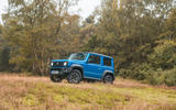 Suzuki Jimny 2019 long-term review - forest