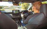 Toyota Corolla 2019 long-term review - James Attwood driving