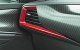 18 Vauxhall Mokka 2021 long term interior trim