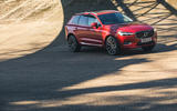 18 Volvo XC60 Recharge 2021 LT tracking front