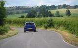 Volkswagen T-Roc R 2020 long-term review - on the road rear