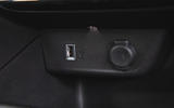 Vauxhall Corsa 2020 long-term review - USB