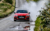 Audi S5 Sportback 2020 long-term review - splash