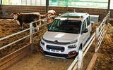 Citroen Berlingo 2019 long-term review - cowshed
