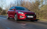 Ford Focus 2019 long-term review - on the road