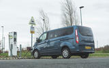 19 Ford Tourneo 2021 LT ecotricity