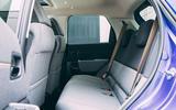 Honda e 2020 long-term review - rear seats