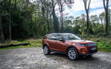 Land Rover Discovery Sport 2020 long-term review - static
