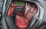 Mazda 3 2019 long term review - rear seats
