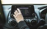 Nissan Juke 2020 long-term review - maps
