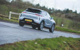 19 Onto car subscription long term test DS3 tracking rear