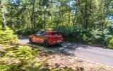 Renault Megane RS 280 2019 long-term review - on the road rear