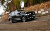 MG ZS EV 2020 long-term review - hero front
