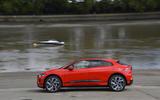 Jaguar I-Pace 2019 long-term test review - hero side