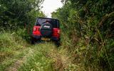 Jeep Wrangler Rubicon 2020 long-term review - hero rear