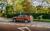 Land Rover Discovery Sport 2020 long-term review - hero rear