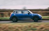 Mini 5-door Cooper S 2019 long-term review - hero side