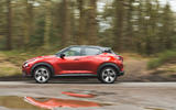 Nissan Juke 2020 long-term review - hero side
