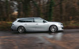 Peugeot 508 SW 2020 long-term review goodbye - side