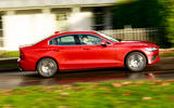 Volvo S60 T5 2020 long-term review - hero side