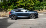 Volvo XC40 Recharge T5 2020 long-term review - hero side