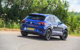 Volkswagen T-Roc R 2020 long-term review - hero rear