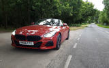 BMW Z4 2019 long-term review - Goodwood front