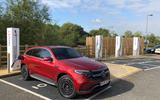Mercedes-Benz EQC 2020 long-term review - Ionity