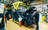 Mini 5-door Cooper S 2019 long-term review - mini factory - building car