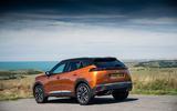Peugeot 2008 2020 long-term review - static rear