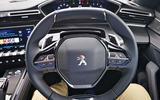 Peugeot 508 2019 long-term review - line of sight