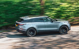 Range Rover Velar 2019 long-term review - on the road side