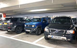 Suzuki Jimny 2019 long-term review - car park
