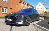 Mazda 3 long term review - Parked