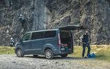 21 Ford Tourneo 2021 LT static