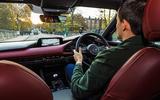 Mazda 3 2019 long term review - Lawrence Allan driving