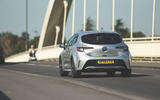 Toyota Corolla 2019 long-term review - on the road rear