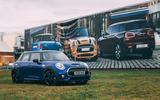 Mini 5-door Cooper S 2019 long-term review - mini factory - signage