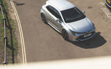 Toyota Corolla 2019 long-term review - static aerial