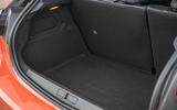 Vauxhall Corsa 2020 long-term review - boot