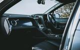 24 Bentley Bentayga V8 2021 long term review interior