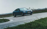24 BMW 4 Series 2021 long term review cornering front