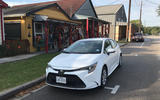 Toyota Corolla 2019 long-term review - Texas Corolla front