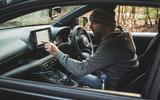 26 Toyota GR Yaris 2021 long term review MP infotainment