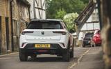 29 Vauxhall Mokka 2021 long term rear end