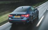 3 BMW 4 Series 2021 long term review hero rear