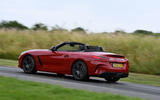BMW Z4 2019 long-term review - hero rear