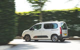 Citroen Berlingo 2019 long-term review - hero rear